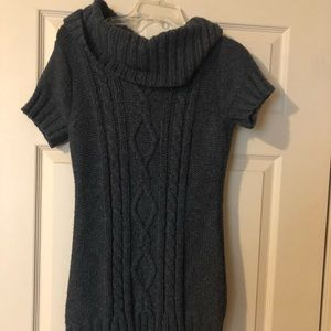 NWOT Columbia Cowl Neck Sweater